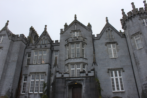 Kinnitty Castle Gothic With A Ghost