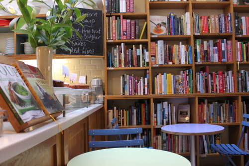 Books for Cooks, Notting Hill, London