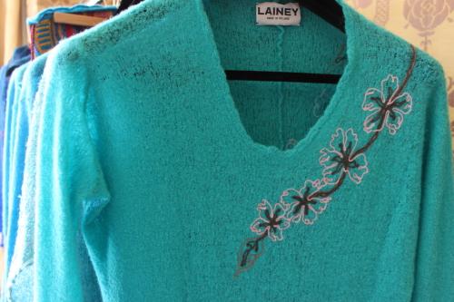 Lainey, Lainey Keogh, knitwear