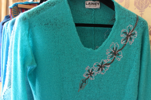 Lainey, Lainey Keogh, knitwear
