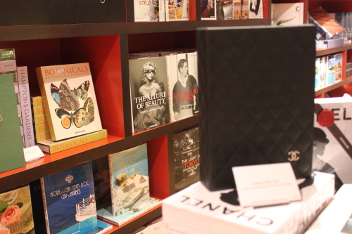 Assouline literary lounge
