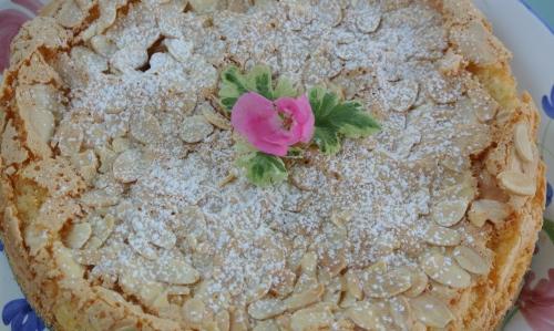 Aix almond cake