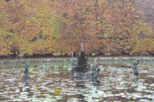 Kilruddery House gardens