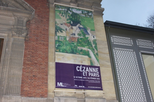 Cezanne exhibition