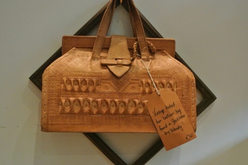 Vintage bag, Wendy Crawford, Bow Powerscourt