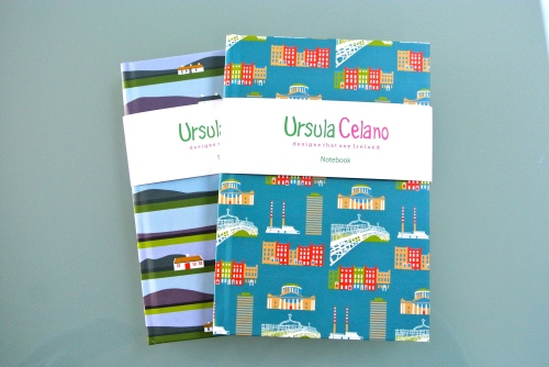 Ursula Celano notebboks