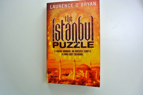 The Istanbul Puzzle by Lawrence O'Bryan