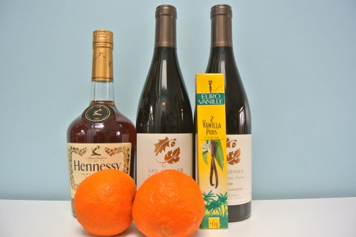 Orange wine ingredients, orange wine, orange wine recipe