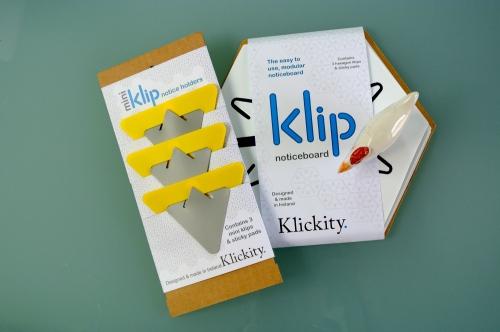 Klip and mini klip