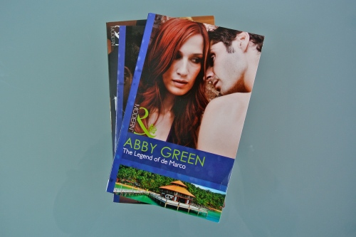 Abby Green's books
