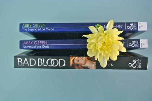 Abby Green's books