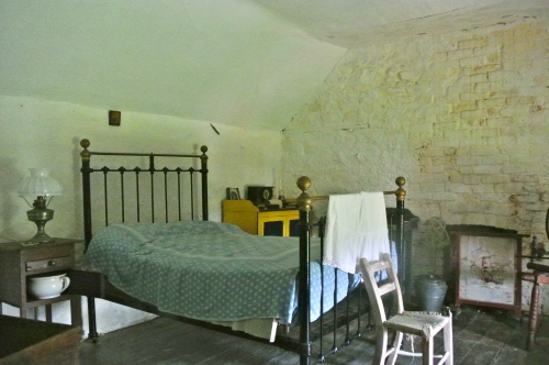 Bedroom at Grennan