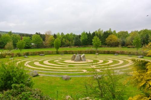 Solstice maze