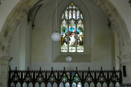 Lismore, St Carthage's Cahedral, stained glass