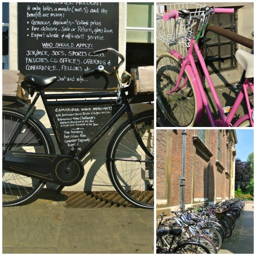 Bycycles, Cambridge
