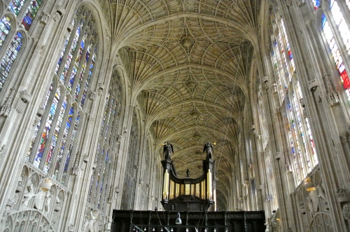 King's Chapel Cambridge, Cambridge