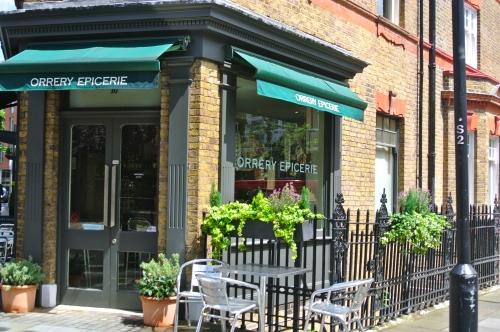 Orrery Epicerie, Marylebone High Street