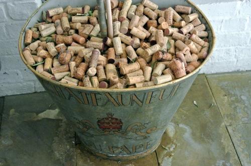 hotel du vin, wine corks