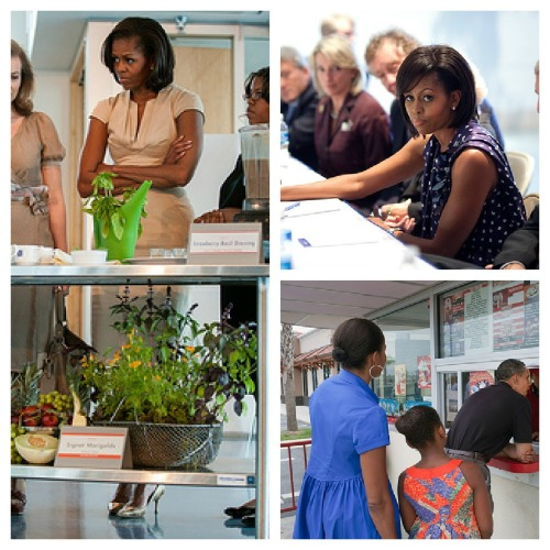 Michelle Obama collage