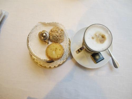coffee at peck milan