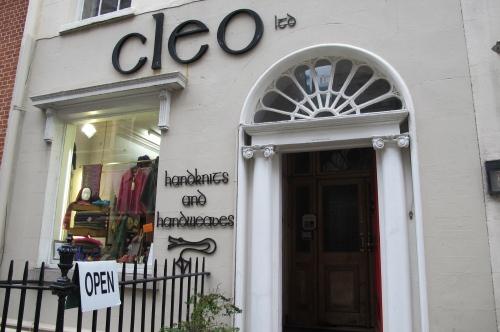cleo - kildare street