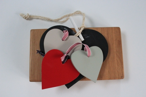 hearts by sheila mooney