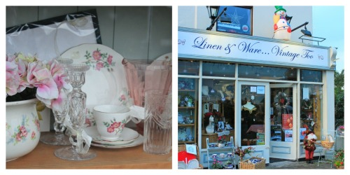 linen & ware and vintage too