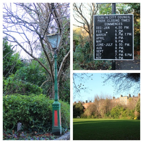 dublin's merrion square