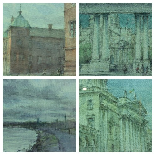 thomas ryan watercolours