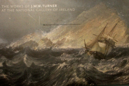 j.m.w. turner at national gallery of ireland