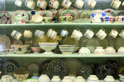 vintage spongeware