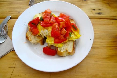 breakfast at the fumbally