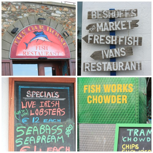 places to eat in howth