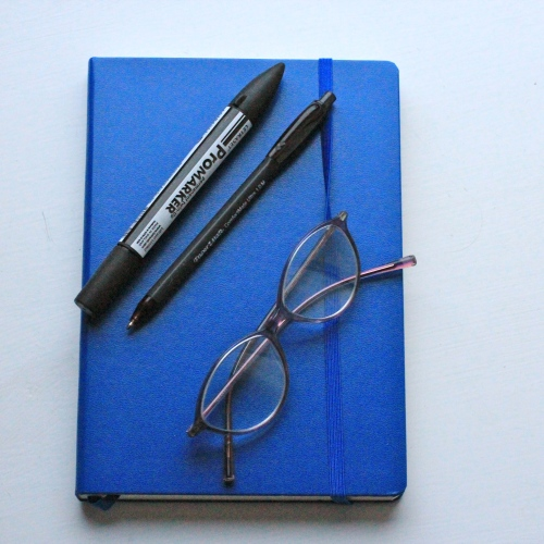 design ideas notebook