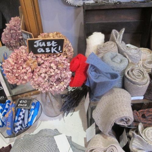 Eilis Boyle's Cashmere Scarves