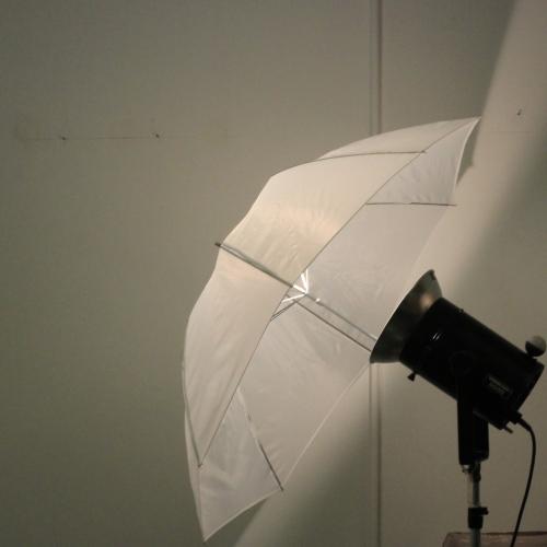 light in a studio