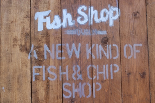 blackrock market the fish shop