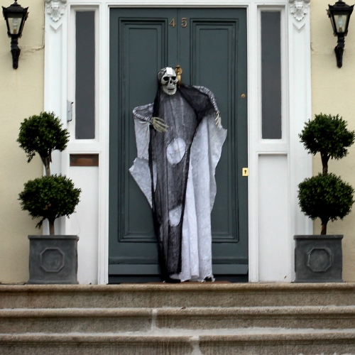 scary decoration