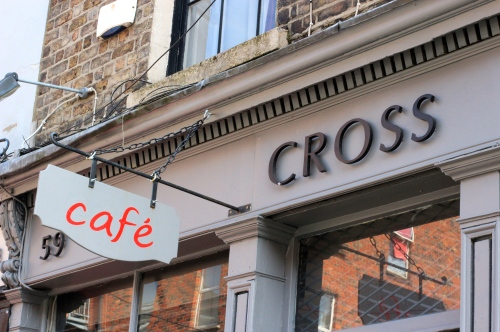 the cross cafe