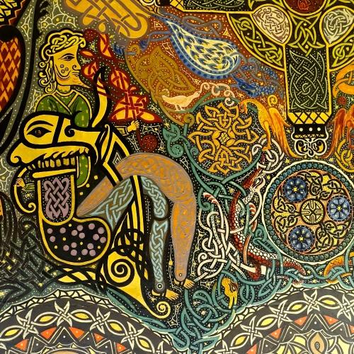 sr concepta lynch celtic revival art