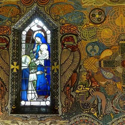 celtic revival art sister concept lynch